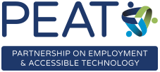 PEAT - Partnership on Employment & Accessible Technology